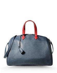 Large leather bag - MYRIAM SCHAEFER
