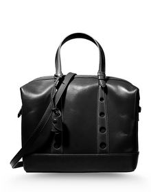 Medium leather bag - MYRIAM SCHAEFER