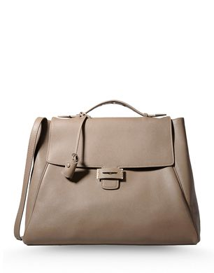 Large leather bag Women's - MYRIAM SCHAEFER