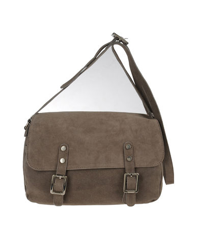 PARENTESI - Large leather bag