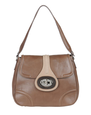 STUDIO MODA - Medium leather bag