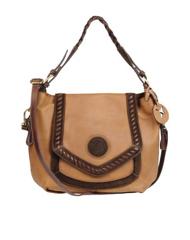 PIKOLINOS - Large leather bag