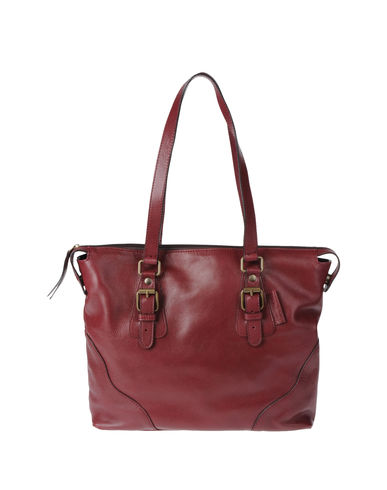 MANUFACTURE D&#39;ESSAI - Medium leather bag