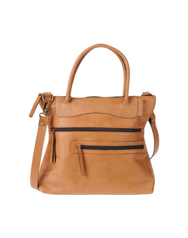 MANUFACTURE D'ESSAI - Medium leather bag