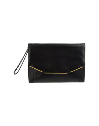 LANVIN - Medium leather bag