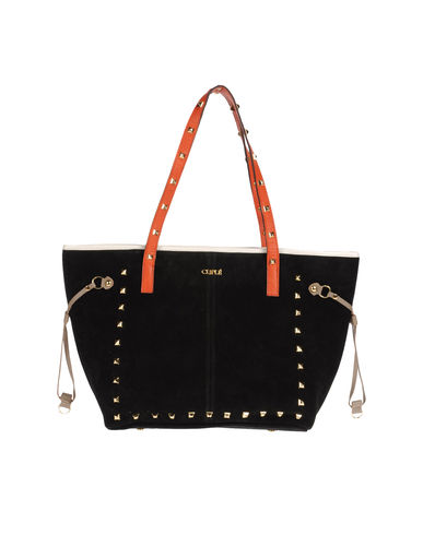 CUPLÉ - Large leather bag