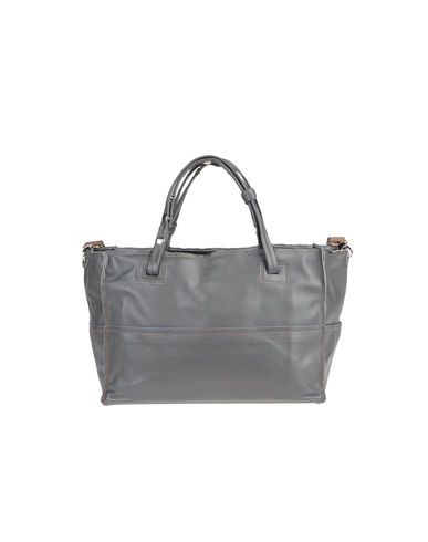 LA BUSTERIA - Medium leather bag