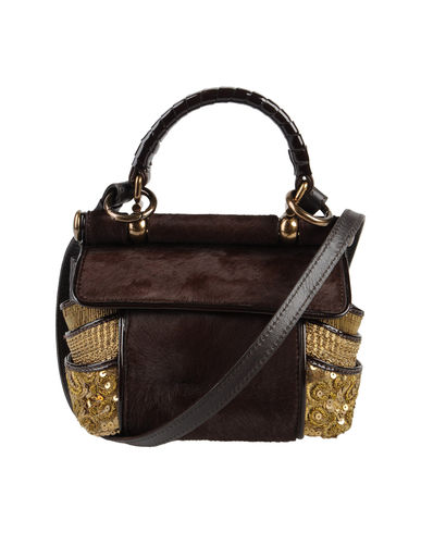 ROBERTO CAVALLI - Small leather bag