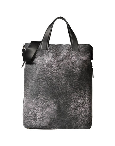 A DI ALCANTARA® - Medium fabric bag