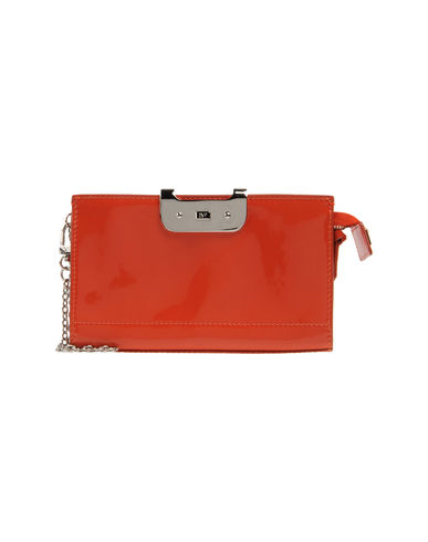 DIANE VON FURSTENBERG - Small leather bag
