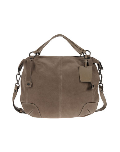 JANET & JANET - Large leather bag