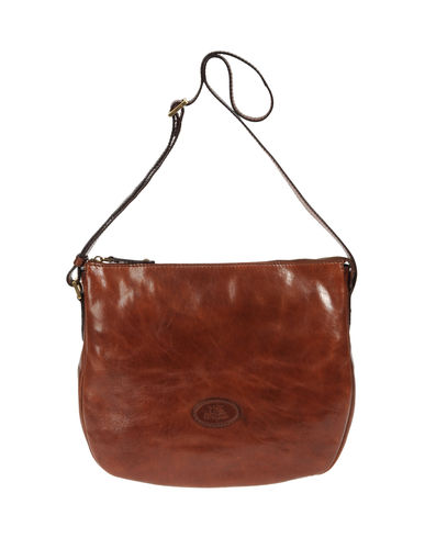 THE BRIDGE - Large leather bag