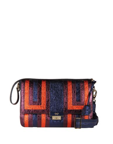 ANYA HINDMARCH - Medium leather bag