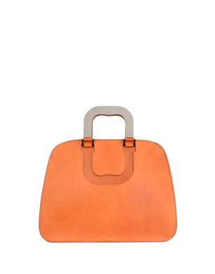Large leather bag Women's - MAISON MARTIN MARGIELA