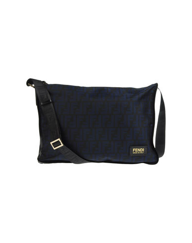FENDI - Large fabric bag