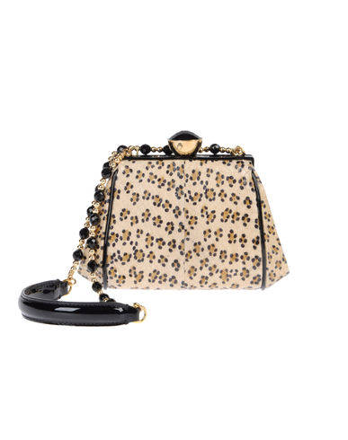 MOSCHINO CHEAPANDCHIC - Small leather bag