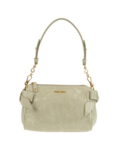 MIU MIU - Small leather bag