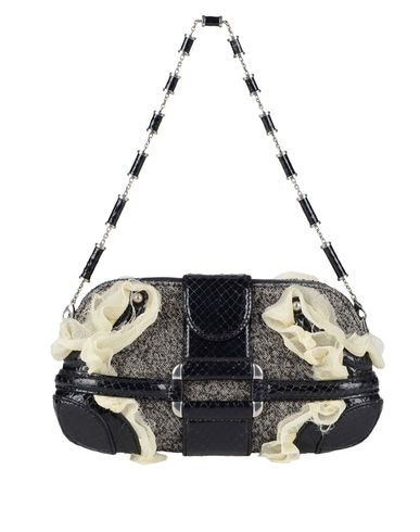 ALEXANDER MCQUEEN - Small fabric bag