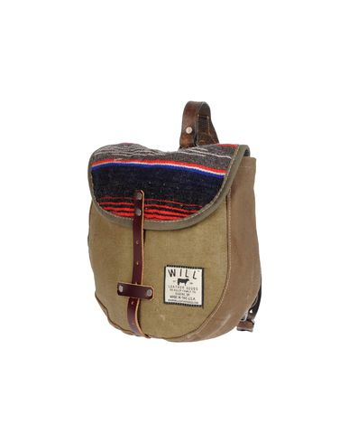 WILL LEATHER GOODS - Backpack & fanny pack