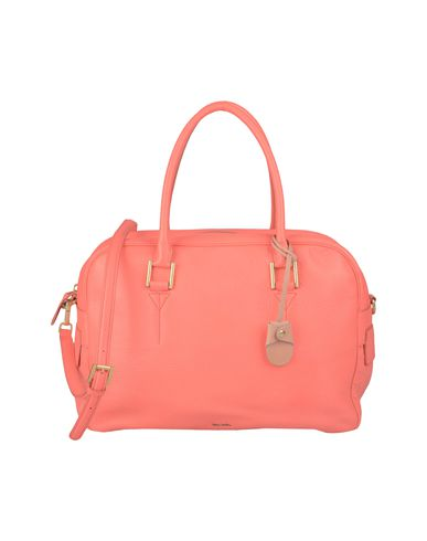 PAUL SMITH - Large leather bag