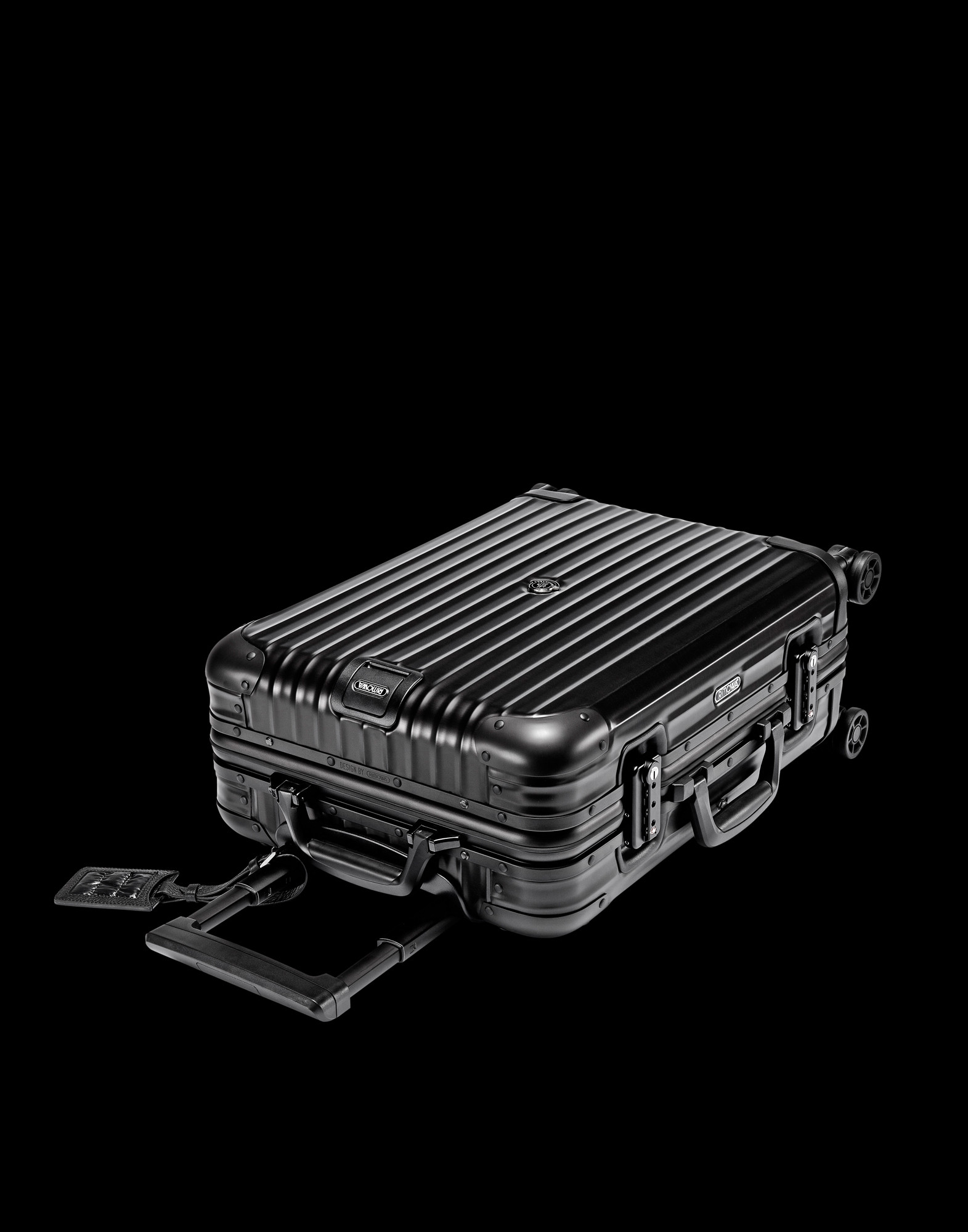 MONCLER Women - Spring-Summer 13 - HANDBAGS - Wheeled luggage - Rimowa&Moncler