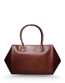 Large leather bag - MARK CROSS
