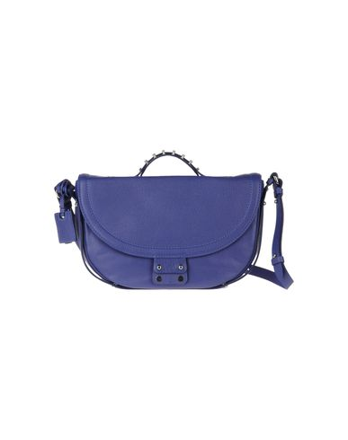 McQ - Medium leather bag