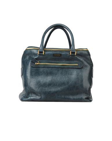MAURO GRIFONI - Large leather bag