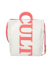 MOSCHINO CHEAPANDCHIC - Medium fabric bag