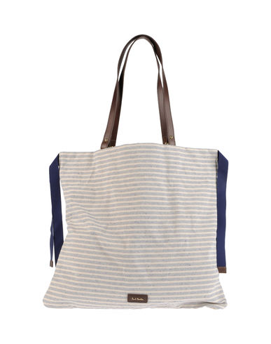 PAUL SMITH - Large fabric bag