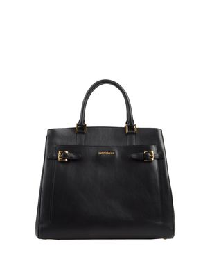 Medium leather bag Women's - TRUSSARDI