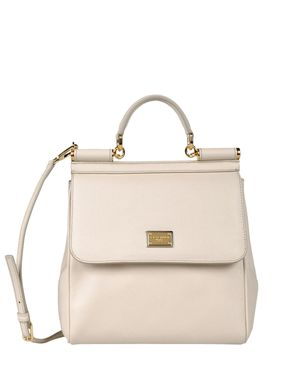 Medium leather bag Women's - DOLCE & GABBANA