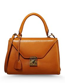 Medium leather bag - MARK CROSS