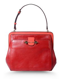 Borsa media in pelle - JASON WU