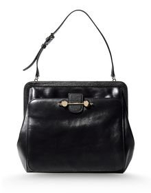 Medium leather bag - JASON WU