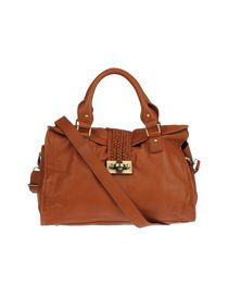 AXARA PARIS - Large leather bag
