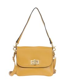 AXARA PARIS - Medium leather bag