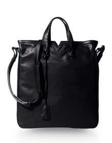 Large leather bag - OPENING CEREMONY