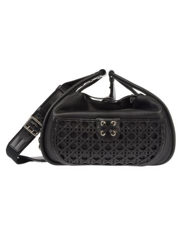CHRISTIAN DIOR - Medium leather bag