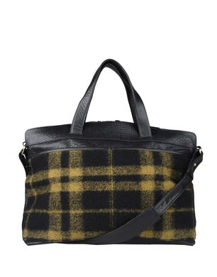 Large leather bag Women's - NEWBARK