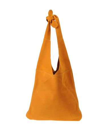 VIRREINA - Medium leather bag