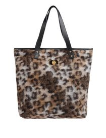 JUST CAVALLI - Large fabric bag