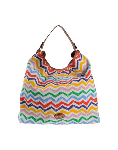 MISSONI - Large fabric bag