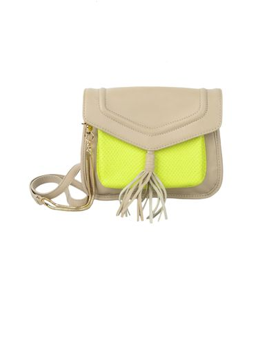 PINKO - Small leather bag