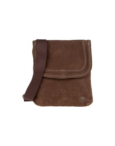 TIMBERLAND - Medium leather bag