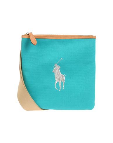RALPH LAUREN - Small fabric bag