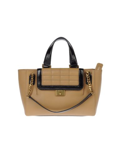 JIMMY CHOO LONDON - Medium leather bag