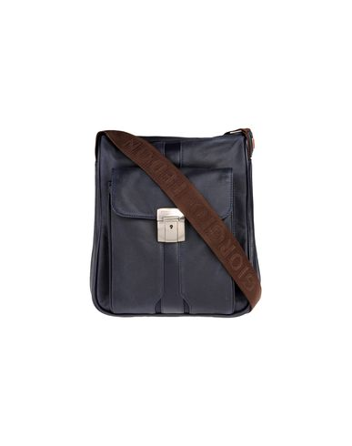 GIORGIO FEDON 1919 - Medium leather bag