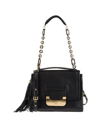 DIANE VON FURSTENBERG - Medium leather bag