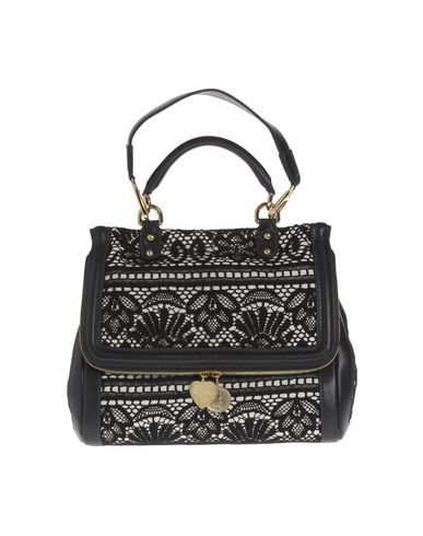 DOLCE & GABBANA - Medium fabric bag